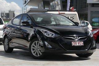 Discounted Demonstrator, Demo, Near New Hyundai Elantra Elite, Windsor, 2014 Hyundai Elantra Elite MD3 Sedan