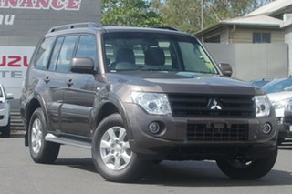 Discounted Demonstrator, Demo, Near New Mitsubishi Pajero GLX-R, Nundah, 2014 Mitsubishi Pajero GLX-R NW MY14 Wagon