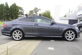 Used Mercedes-Benz C250 CDI BlueEFFICIENCY 7G-TRONIC, Victoria Park, 2012 Mercedes-Benz C250 CDI BlueEFFICIENCY 7G-TRONIC Coupe.