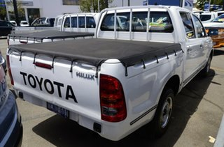 Used Toyota Hilux SR, Victoria Park, 2007 Toyota Hilux SR Dual Cab Utility.