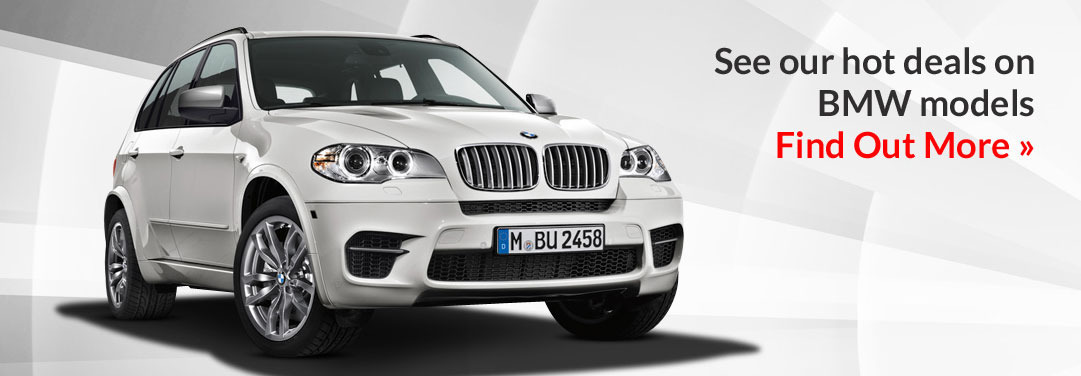 See our hot deals on BMW models