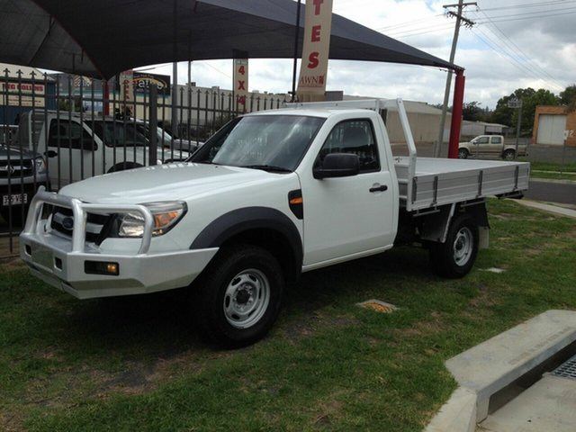 Used Ford Ranger XL (4x4), Toowoomba, 2009 Ford Ranger XL (4x4) Cab Chassis