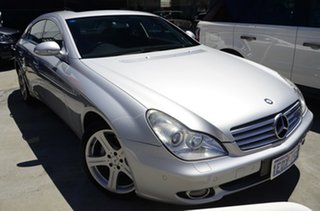 Used Mercedes-Benz CLS500 Coupe, Victoria Park, 2005 Mercedes-Benz CLS500 Coupe Sedan.