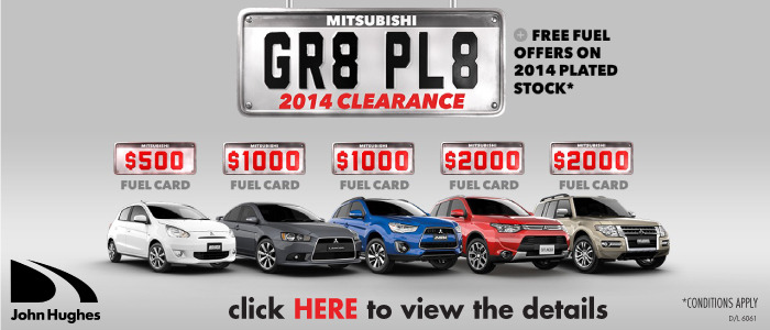 Mitsubishi Promo January 2015