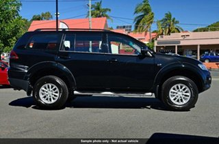 Discounted Demonstrator, Demo, Near New Mitsubishi Challenger (4x4), Nundah, 2014 Mitsubishi Challenger (4x4) PC (KH) MY14 Wagon