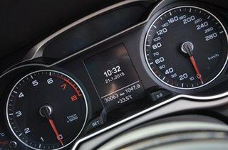 Used Audi A4 Multitronic, Victoria Park, 2013 Audi A4 Multitronic Sedan.