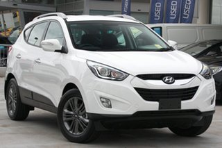 Discounted Demonstrator, Demo, Near New Hyundai ix35 Elite, Windsor, 2014 Hyundai ix35 Elite LM3 MY14 Wagon