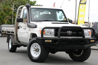 Used Toyota Landcruiser Workmate, 2011 Toyota Landcruiser Workmate VDJ79R MY10 Cab Chassis
