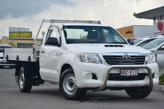 Used Toyota Hilux SR, 2011 Toyota Hilux SR KUN16R MY12 Cab Chassis
