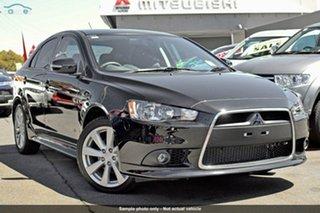 Discounted Used Mitsubishi Lancer GSR Sportback, Nundah, 2014 Mitsubishi Lancer GSR Sportback CJ MY14.5 Hatchback