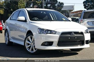 Discounted Used Mitsubishi Lancer GSR Sportback, Nundah, 2014 Mitsubishi Lancer GSR Sportback CJ MY15 Hatchback