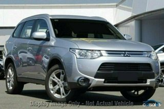 Discounted Used Mitsubishi Outlander ES 2WD, Nundah, 2014 Mitsubishi Outlander ES 2WD ZJ MY14.5 Wagon