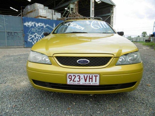 Used Ford Falcon XT, Moorooka, 2003 Ford Falcon XT BA Sedan
