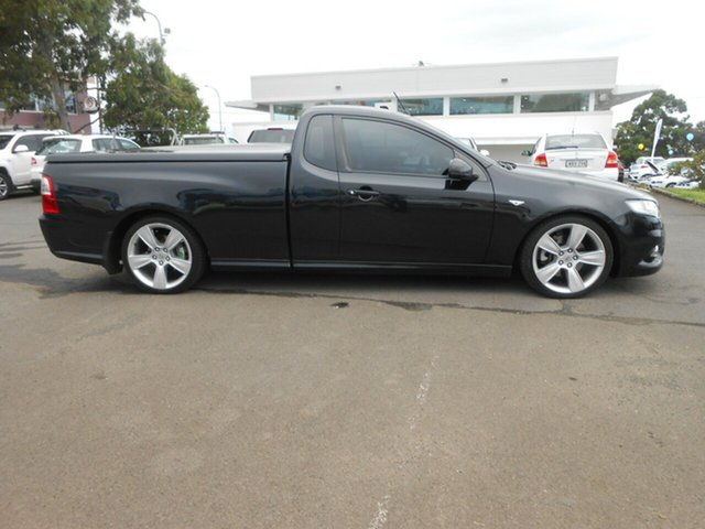 Used Ford Falcon XR6 Turbo Ute Super Cab, Nowra, 2008 Ford Falcon XR6 Turbo Ute Super Cab FG Utility