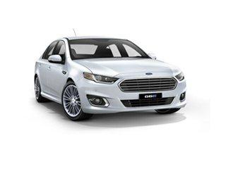 New Ford Falcon G6E Turbo, Victoria Park, 2016 Ford Falcon G6E Turbo Sedan.