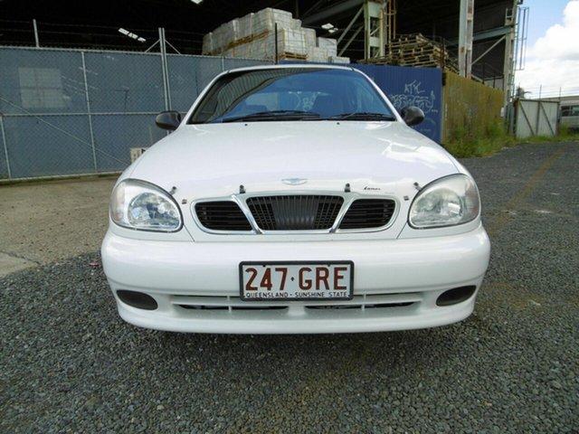 Used Daewoo Lanos SE, Moorooka, 2002 Daewoo Lanos SE Hatchback