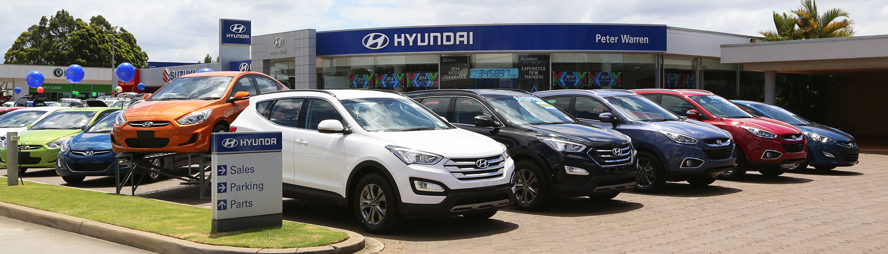 Peter Warren Hyundai