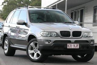 Used BMW X5 Steptronic, Nundah, 2005 BMW X5 Steptronic E53 MY05 Wagon