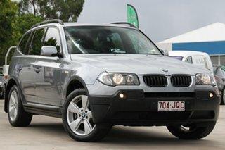 Used BMW X3 Steptronic, Kedron, 2006 BMW X3 Steptronic E83 MY06 Wagon