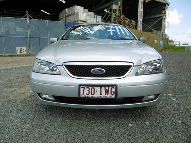 Used Ford Fairmont Ghia, Moorooka, 2004 Ford Fairmont Ghia BA Sedan