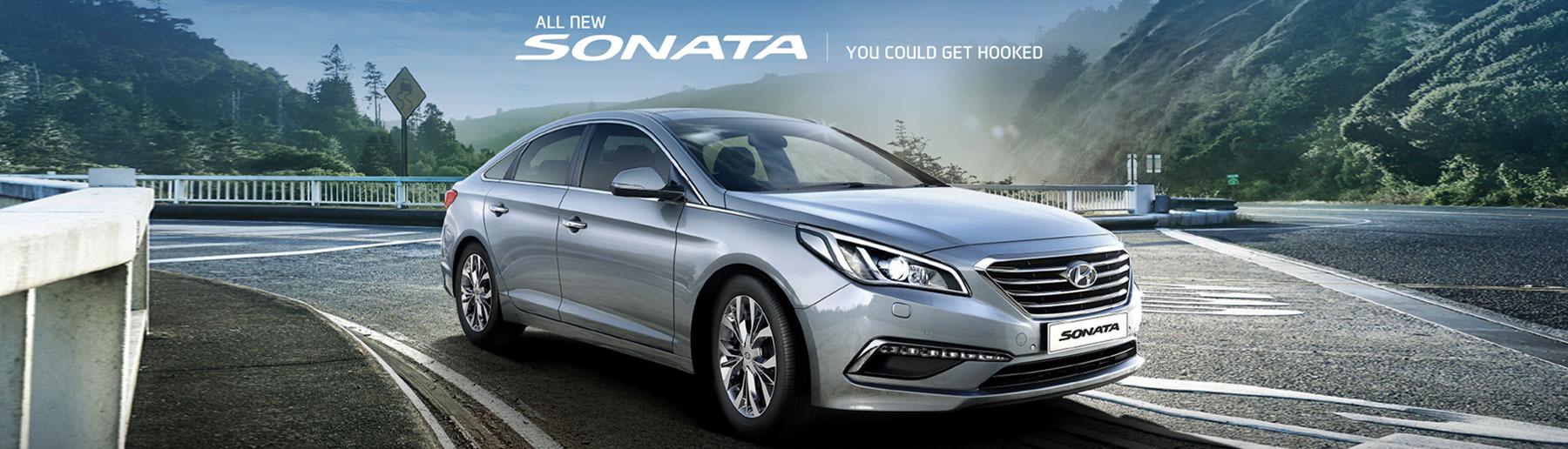 All New Hyundai Sonata