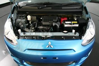 New Mitsubishi Mirage ES, Victoria Park, 2015 Mitsubishi Mirage ES Hatchback.