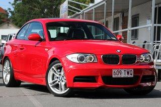 Used BMW 135I Sport, Nundah, 2009 BMW 135I Sport E82 Coupe
