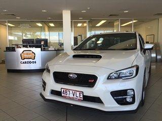 Used Subaru WRX STi AWD Premium, 2014 Subaru WRX STi AWD Premium V1 MY15 Sedan