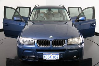 Used BMW X3 si Steptronic, Victoria Park, 2007 BMW X3 si Steptronic Wagon.