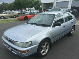 Used Toyota Corolla CSi Seca, Burleigh Heads, 1999 Toyota Corolla CSi Seca AE101R Liftback