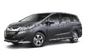New Honda Odyssey, Scotts Honda, Artarmon