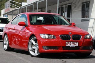 Used BMW 335i Steptronic, Nundah, 2007 BMW 335i Steptronic E92 Coupe
