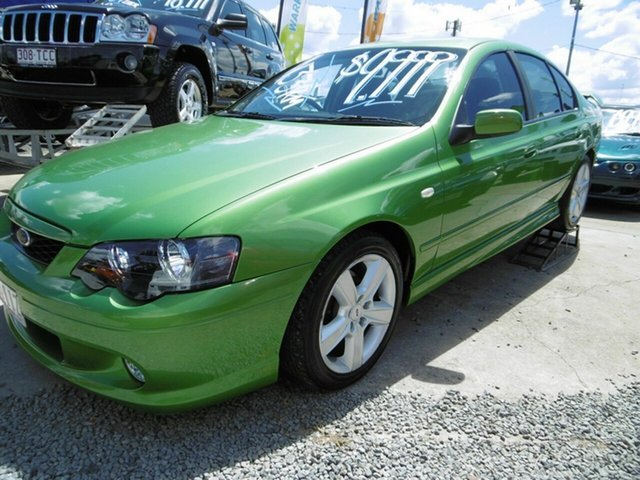 Used Ford Falcon XR6, Moorooka, 2004 Ford Falcon XR6 BA Mk II Sedan