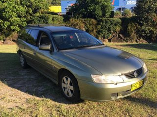 Used Holden Commodore Executive, Burleigh Heads, 2003 Holden Commodore Executive VY Wagon