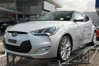 Discounted Demonstrator, Demo, Near New Hyundai Veloster Coupe, Kedron, 2014 Hyundai Veloster Coupe FS2 Hatchback