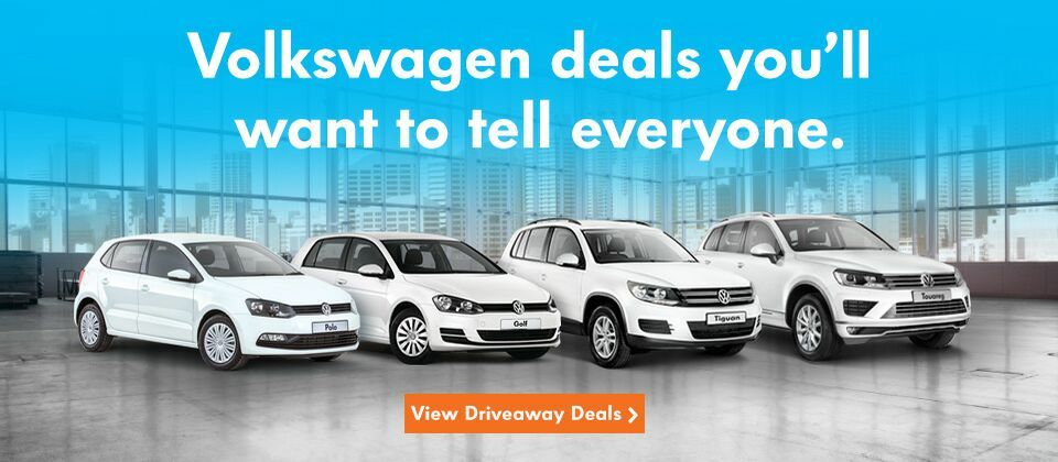 Volkswagen deals you'll want to tell everyone about