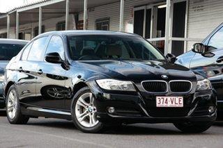 Used BMW 320I Executive Steptronic, Nundah, 2009 BMW 320I Executive Steptronic E90 MY10 Sedan
