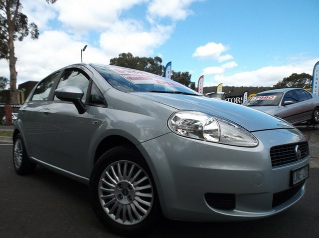 Used Fiat Punto Dynamic, Upper Ferntree Gully, 2006 Fiat Punto Dynamic Hatchback