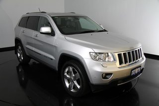 Used Jeep Grand Cherokee Limited, Victoria Park, 2012 Jeep Grand Cherokee Limited Wagon.