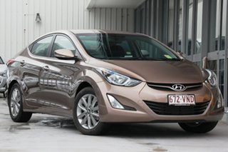 Discounted Demonstrator, Demo, Near New Hyundai Elantra Elite, Kedron, 2014 Hyundai Elantra Elite MD3 Sedan