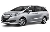 New Honda Odyssey, Scotts Honda, Artarmon