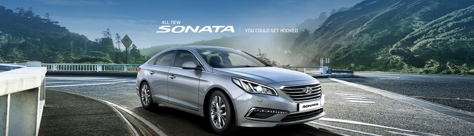 All New Hyundai Sonata
