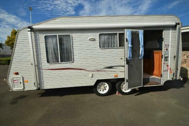 Used Coromal Lifestyle Caravan, Gympie, Coromal Lifestyle Caravan