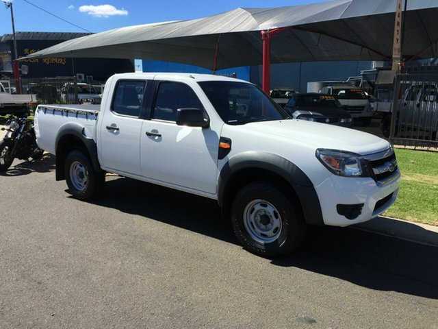 Used Ford Ranger XL (4x2), Toowoomba, 2010 Ford Ranger XL (4x2) Dual Cab Pick-up