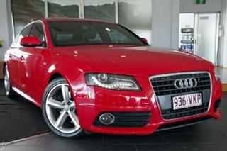 Used Audi A4 Multitronic, 2009 Audi A4 Multitronic B8 8K MY10 Sedan