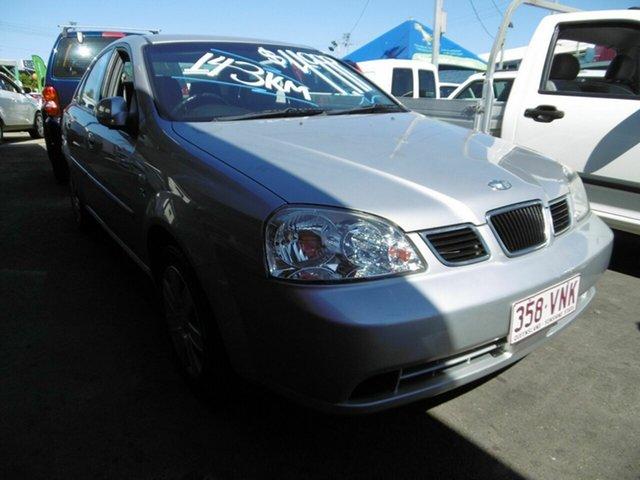 Used Daewoo Lacetti, Moorooka, 2003 Daewoo Lacetti J200 Sedan