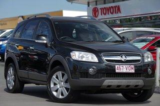 Used Holden Captiva LX (4x4), 2009 Holden Captiva LX (4x4) CG MY10 Wagon