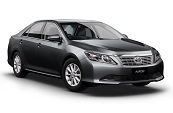 New Toyota Aurion, Toyotaways, Rockingham
