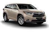 New Toyota Kluger, Toyotaways, Rockingham