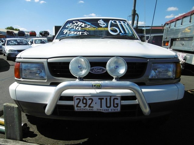 Used Ford Courier XL, Moorooka, 1998 Ford Courier XL PD Cab Chassis